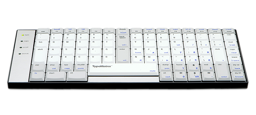 clavier typematrix