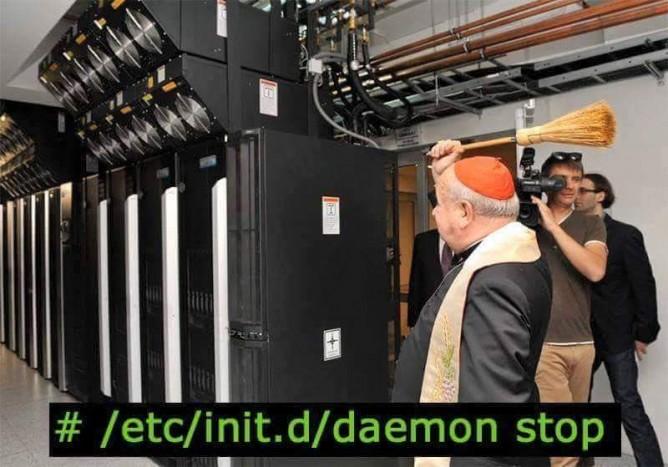 /etc/init.d/daemon stop