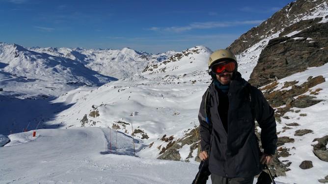 Ski à Val Tho