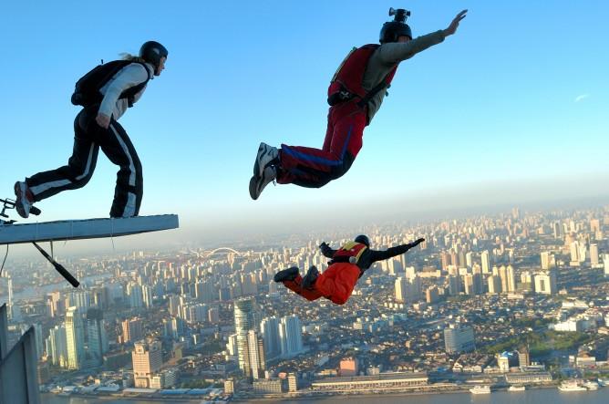 base-jump
